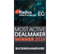 EGI Most Active Dealmaker Winner 2019
